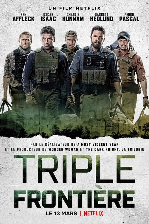 Regarder Triple frontière Film en Streaming VF