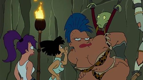 Futurama - Season 3 - Episode 5: Amazon Women in the Mood