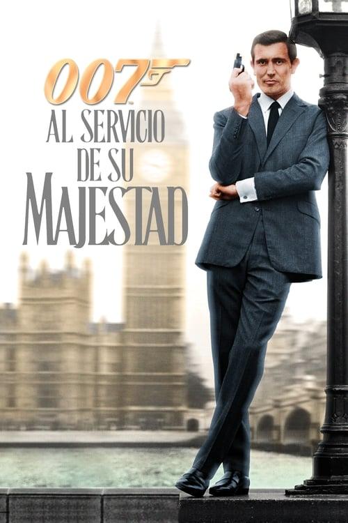 Imagen 007: Al servicio secreto de su Majestad