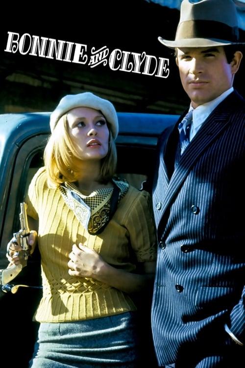 Regarder Bonnie & Clyde (1967) Streaming HD FR