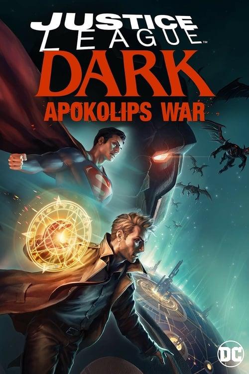 Justice League Dark: Apokolips War Poster