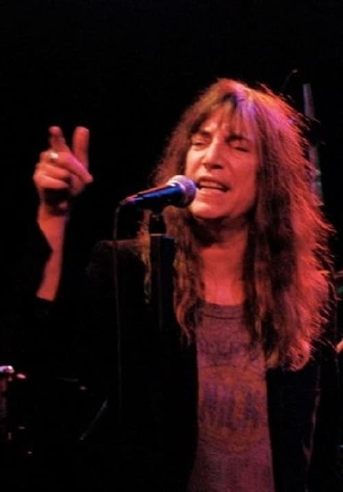 Long for the City (Patti Smith in New York) poster