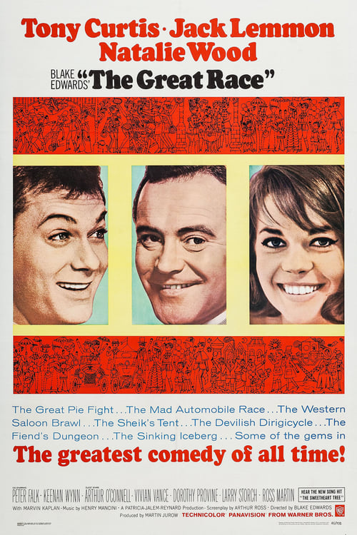 Streaming The Great Race (1965) Best Quality Movie