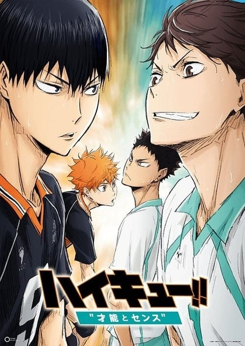 Haikyuu!! Movie 3: Genius and Sense Recommend