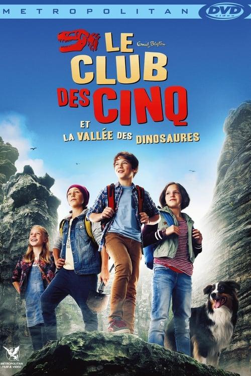 Le Club des Cinq et la vallée des dinosaures (2018)