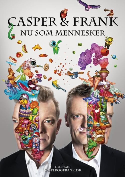 Largescale poster for Casper Og Frank: Nu Som Mennesker (2)