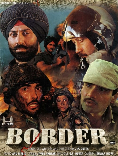 Border film en streaming