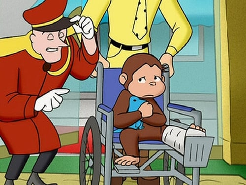 Curious George 2006 720p Webdl: Season 1 – Episode Housebound
