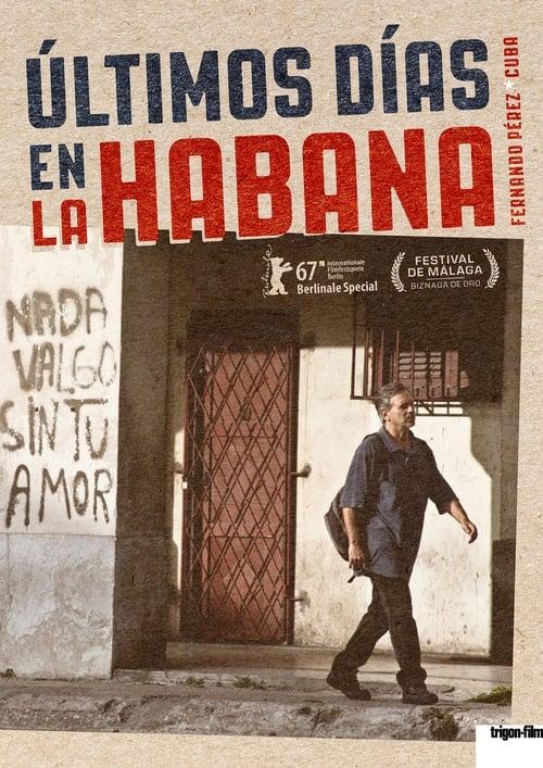 Ver pelicula Últimos días en La Habana Online