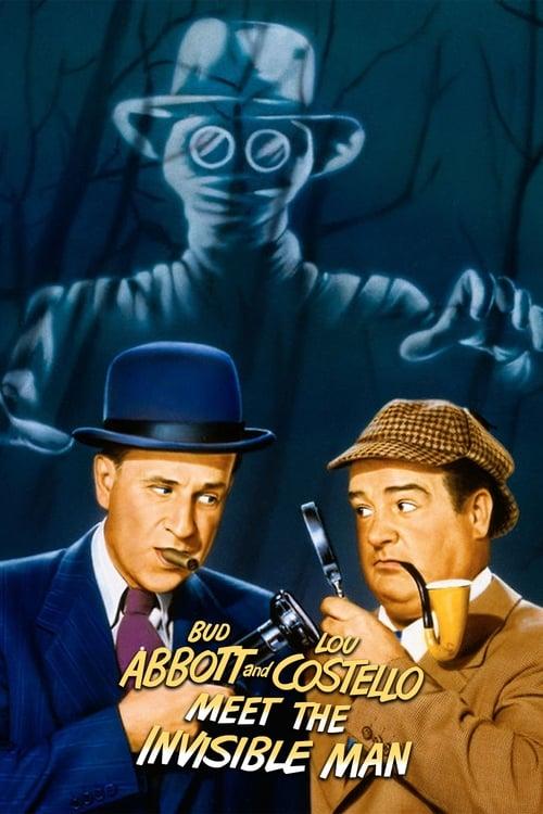 Filme Budd Abbott & Lou Costello e o Homem Invisível Com Legendas Em Português