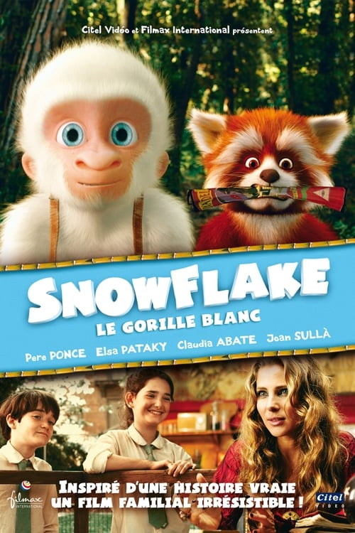 Regarder Snowflake, le Gorille Blanc (2011) streaming Disney+ HD