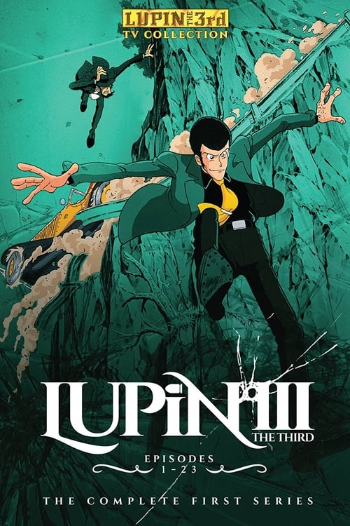Lupin the Third-Azwaad Movie Database