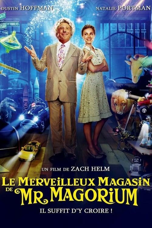 ✿ Le Merveilleux Magasin de Mr. Magorium (2007) ®