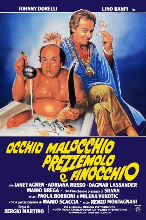 Watch Ojo, mal de ojo, perejil e hinojo Doblado En Español