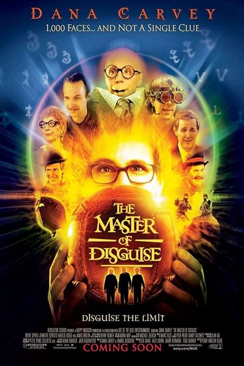 The Master of Disguise Peliculas gratis