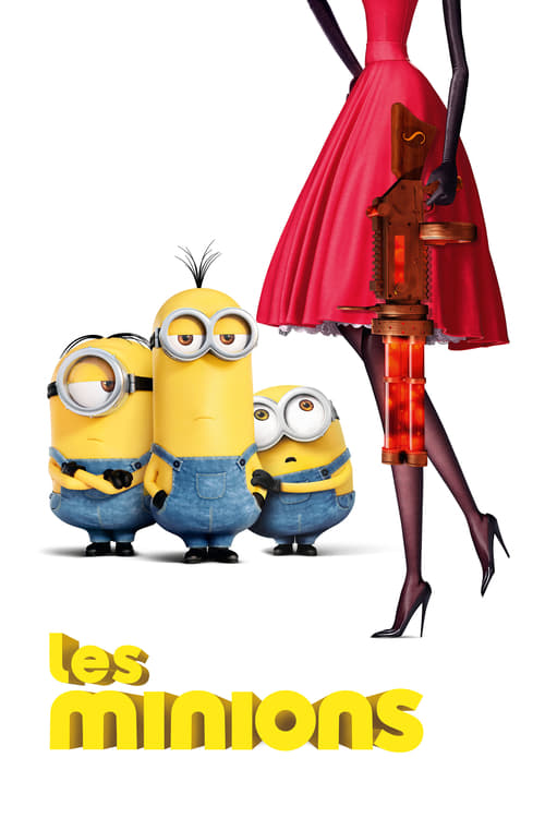 [720p] Les Minions (2015) streaming openload