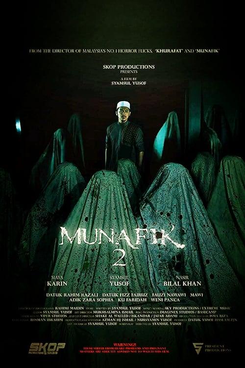Watch Munafik 2 online