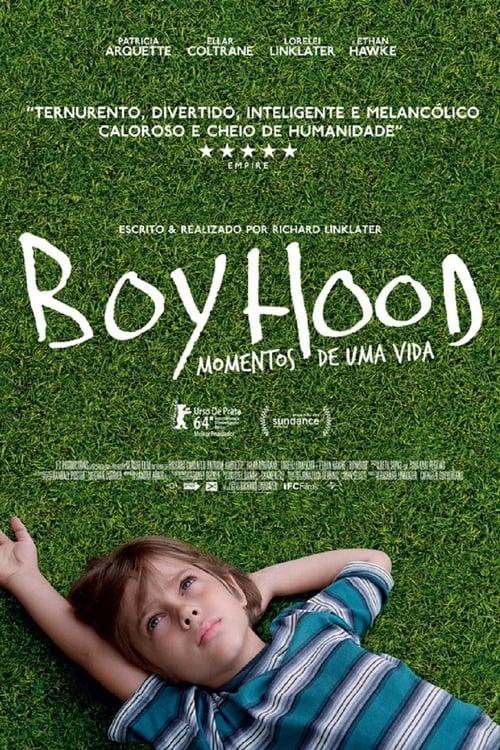 Boyhood: Da Infância à Juventude 2014 - Dublado BluRay 720p   1080p / Dual Áudio 5.1 – Download