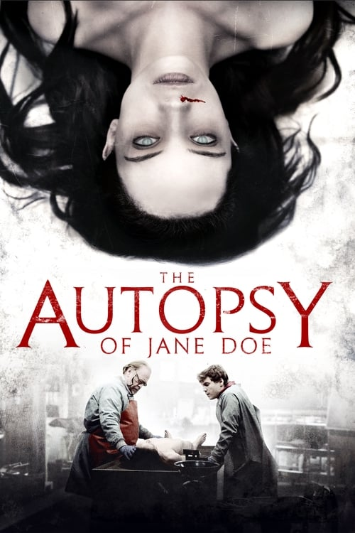 Poster von The Autopsy of Jane Doe