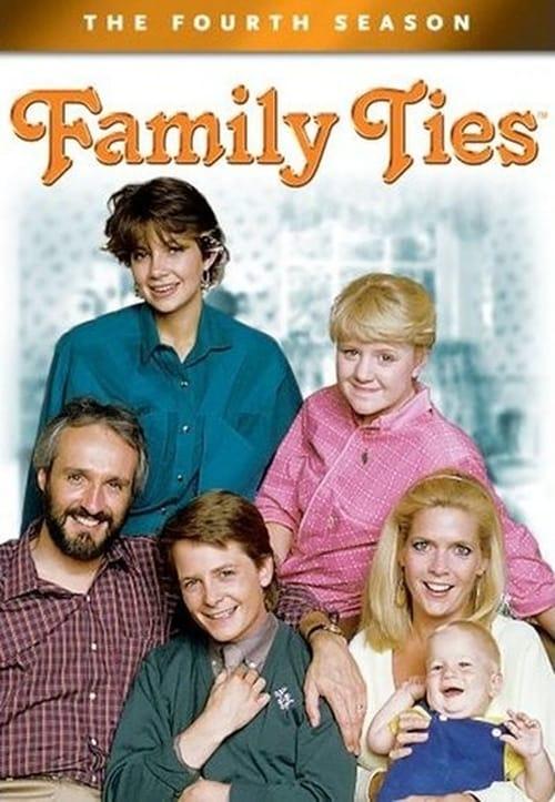 Family Ties Season 4