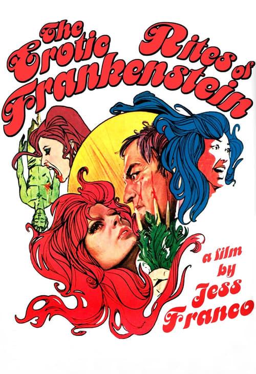 La maldición de Frankenstein poster