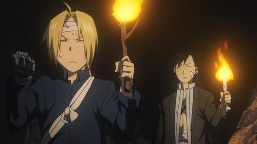 Fullmetal Alchemist: Brotherhood: Season 1 – Episod Doorway of Darkness