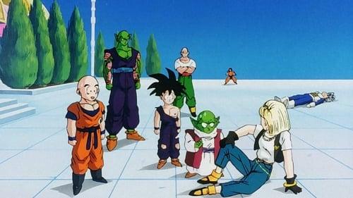 Goku Vai Treinar no Além!!