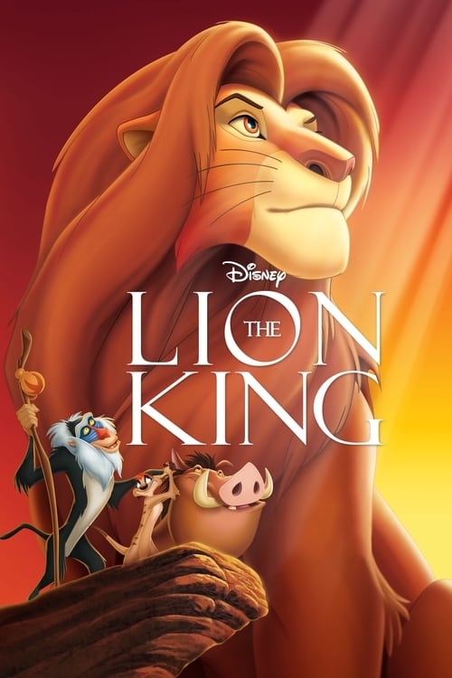 The Lion King film en streaming