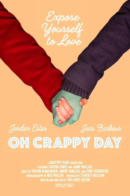 Oh Crappy Day Poster