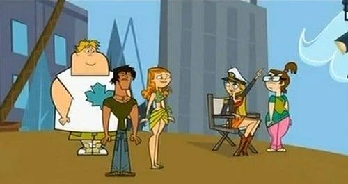 Watch Total Drama Action S1E11 Online