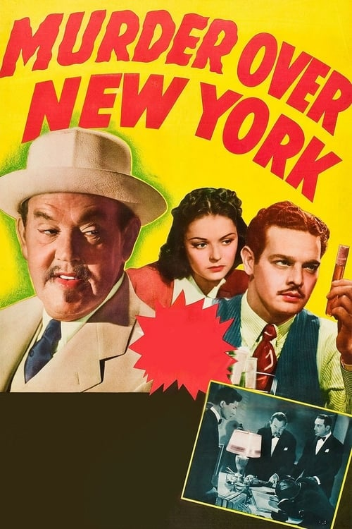 Ver Murder Over New York Gratis