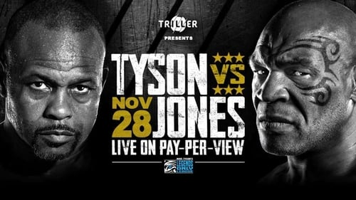 Roy Jones Jr. vs. Mike Tyson