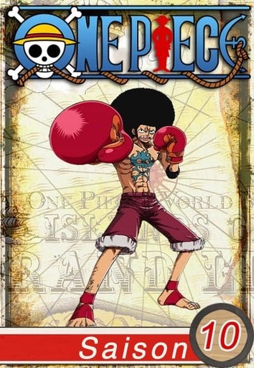 One Piece: Saison 10