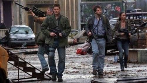 supernatural - Season 5 - Episode 4: The End