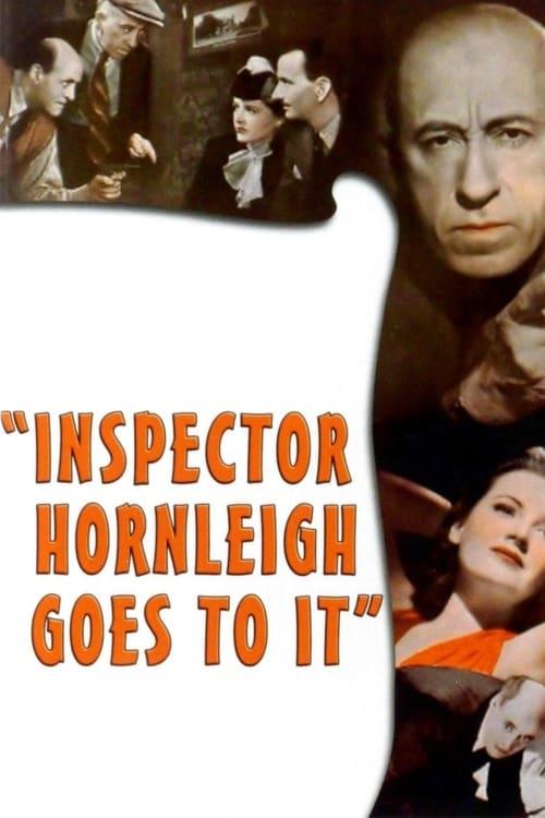 Mira Inspector Hornleigh Goes to It Con Subtítulos En Línea