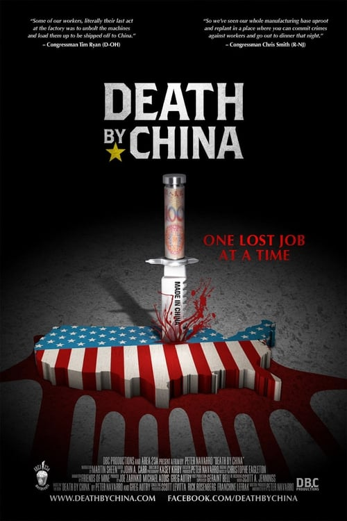 Death By China (2012) Poster