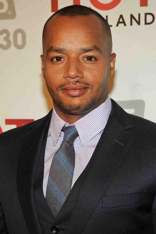 Kép: Donald Faison színész profilképe