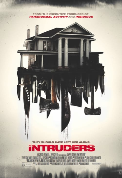 Streaming Intruders (2016) Full Movie