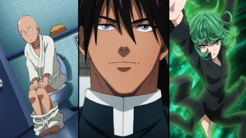 One-Punch Man: Season 2 – Episode The Uprising of the Monsters