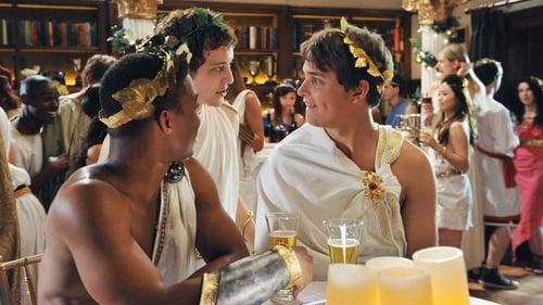 Greek 2011 Bluray 720p: Season 4 – Episode Defending Your Honor