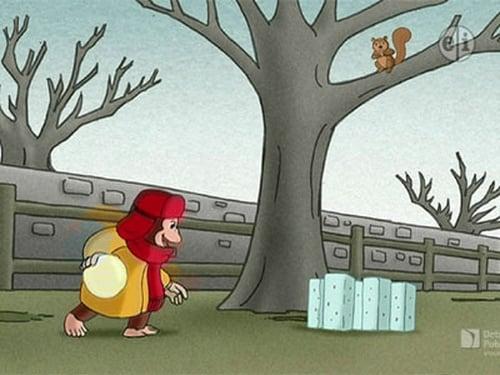 Curious George 2006 720p Webdl: Season 1 – Episode Curious George vs. Winter