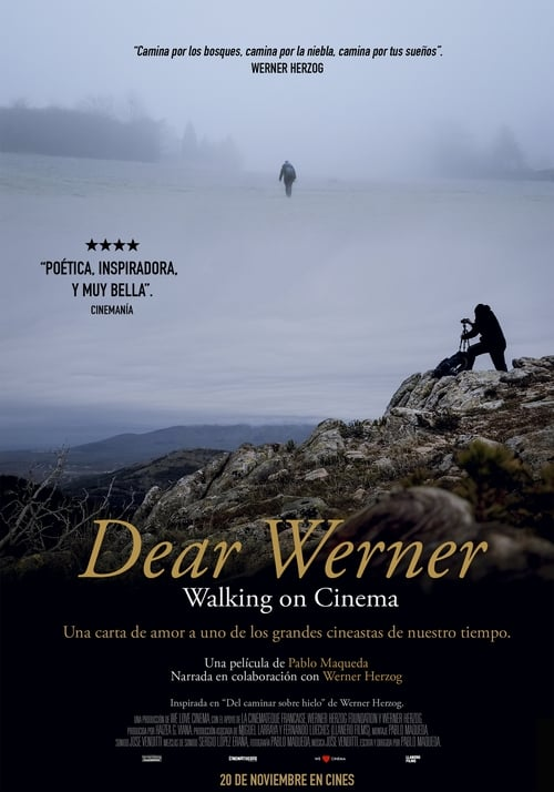 Dear Werner (Walking on Cinema) (2020) Poster