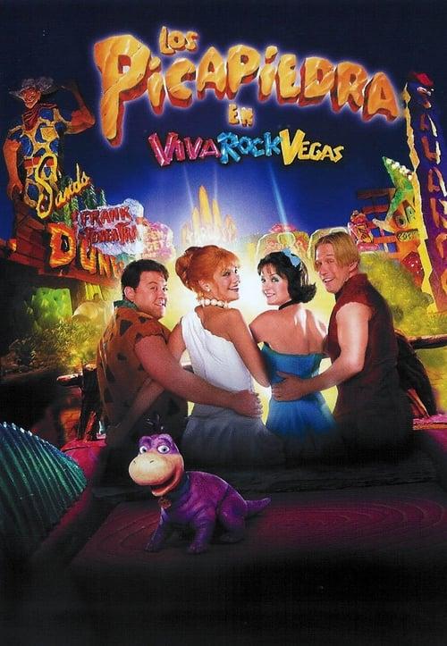 Película Los Picapiedra en Viva Rock Vegas Gratis En Línea