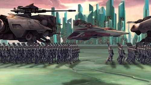 Subtitles Star Wars: The Clone Wars (2008) in English Free Download | 720p BrRip x264