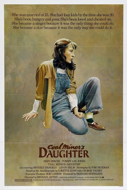 Download Coal Miner's Daughter (1980) Full Movie