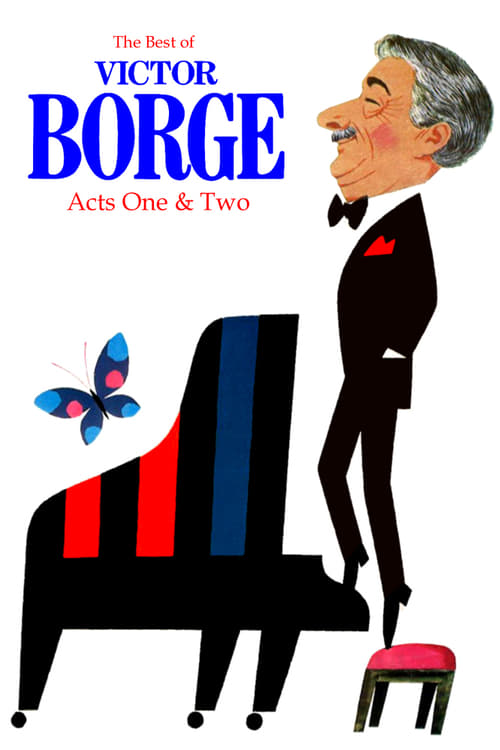 Largescale poster for The Best of Victor Borge: Act One & Two