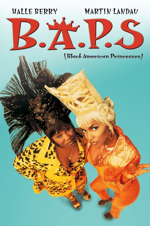 B.A.P.S. (1997) Poster