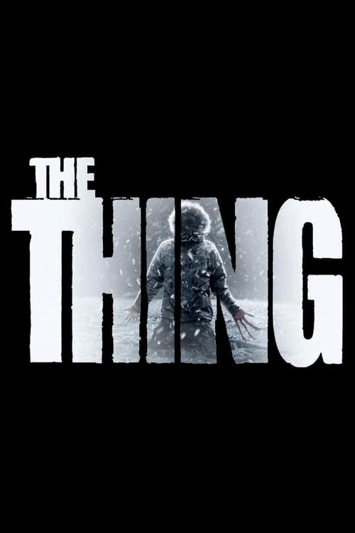Poster for the movie, 'The Thing'