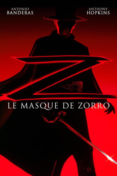 Regarder Le Masque de Zorro (1998) streaming Youtube HD