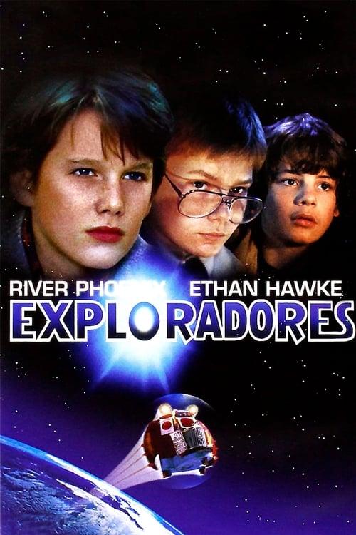 Mira La Película Exploradores En Línea